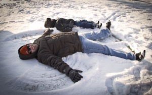 Snow Angels!